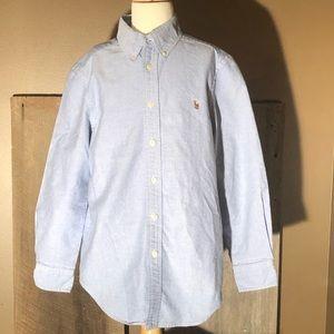 NWOT Ralph Lauren long sleeve button up